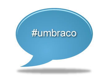 Umbraco Speechbubble